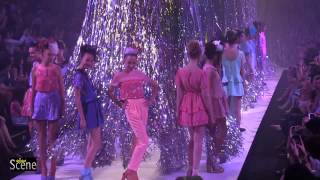 Something Boudoir At Elle Fashion Week 2012 In Bangkok. Movie By Paul Hutton, Bangkok Scene.