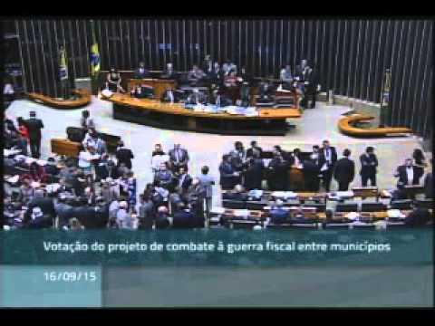 Pronunciamento obras realizadas em Ervália - 16/09/2015