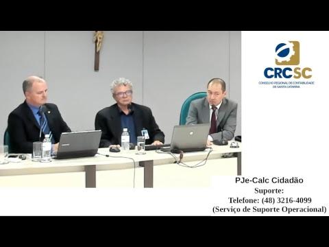 CRCSC Debate: Justiça do Trabalho e o novo Programa de Cálculo