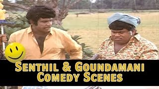 Senthil Goundamani Comedy - 6 - Tamil Movie Superhit Comedy Scenes