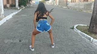 Parado no bailão| MC L Da Vinte e MC Gury | Coreografia ( Mikarla Silva )
