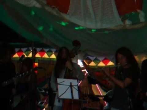 WHIMWISE LIVE GLASTONBURY FEST UK 2008.