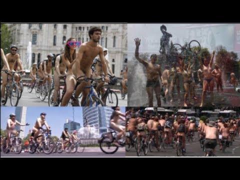數千人全身赤裸騎單車上街, 這樣的活動你敢參加嗎!?
