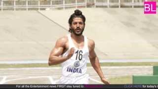 Bhaag Milkha Bhaag Stills: Will Farhan Akhtar Win Gold With The Bopic
