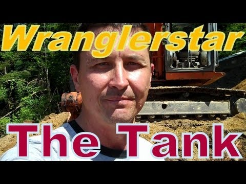 The Tank Has Landed Off-grid Homestead Project