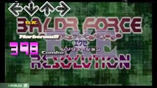 [StepMania] Face of Fact - Kotoko ~ Baldr Force EXE Resolution ver. ~
