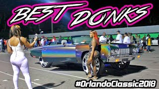 Video BEST DONKS OF ORLANDO CLASSIC 2018 - Twin Turbos, 32s, LS Swaps & MORE MP3, 3GP, MP4, WEBM, AVI, FLV Agustus 2019