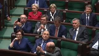 Mistrzowskie wystąpienie Nitrasa wobec aktów faszystowskich.