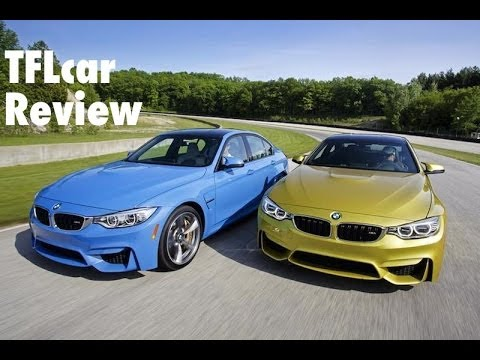 2015 BMW M3 & M4 First Drive Review in TFL 4K (BMW M Week)