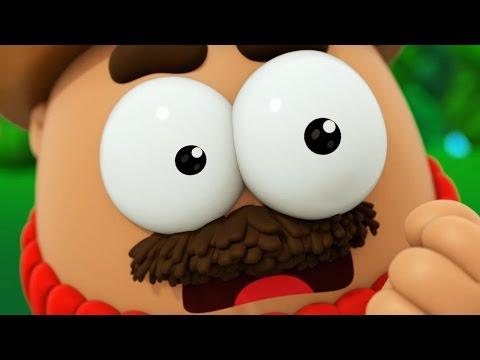 Пузыри Баблс: улётные приключения - Рыбалка (20 серия) Мультфильм для детей