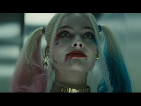 Suicide Squad (Comic-Con Soundtrack Remix Trailer)