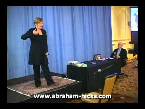 Video of Abraham-Hicks Meditations 1