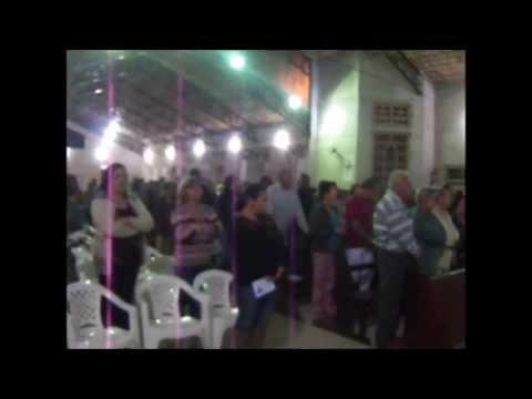 FESTA DA PADROEIRA  2013-  em Santana do Jacare  MG