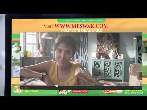 Dabur Meswak (Actor Gaurav Bakshi)