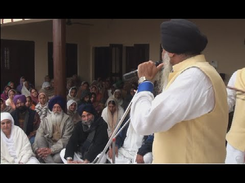 The Problems of Sikhism speech by Sant Singh Paras