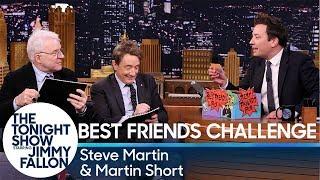 Video Best Friends Challenge with Steve Martin and Martin Short MP3, 3GP, MP4, WEBM, AVI, FLV Februari 2019