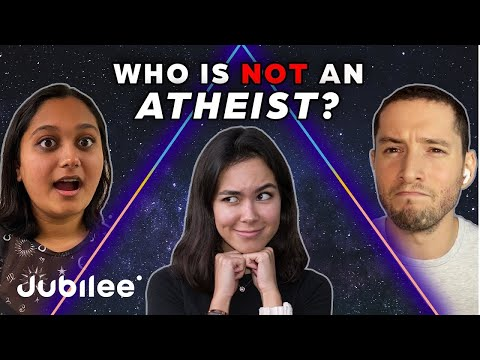 6 Atheists vs 1 Secret Christian   Odd Man Out