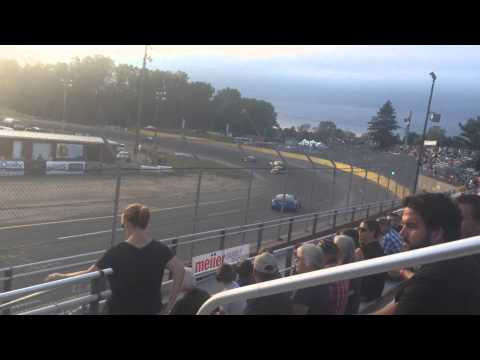 2015 Berlin Raceway Super Stock Division - Finish