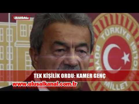 Video Tek kişilik ordu: Kamer Genç download in MP3, 3GP, MP4, WEBM, AVI, FLV January 2017