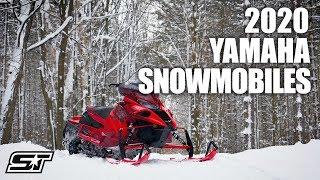 3. 2020 Yamaha Snowmobile Lineup