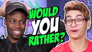 Video WE PLAY WOULD YOU RATHER? (Squad Vlogs) MP3, 3GP, MP4, WEBM, AVI, FLV Juli 2018