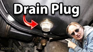 4. How To Fix a Leaking Oil Pan Drain Plug