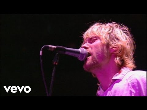 Nirvana - All Apologies Live at Reading 1992