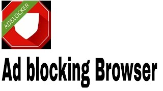 Best browser for adblocking