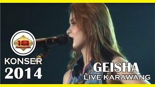 Video MANTAPP !! SELALU ADA REGGAE DI KONSER ' GEISHA ' KARAWANG 2014'' (Live Konser) MP3, 3GP, MP4, WEBM, AVI, FLV Mei 2018