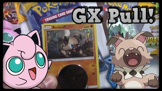 Rockruff Checklane Blister and Single Blister Opening! by Master Jigglypuff and Friends