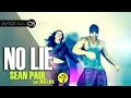 ZUMBA NO LIE - SEAN PAUL feat DUA LIPA (Island Beats Remix) // by A SULU