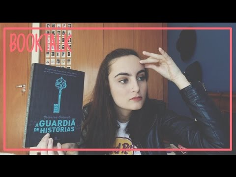 GUARDIÃ DE HISTÓRIAS by Victoria Schwab | booktalk com a Ana