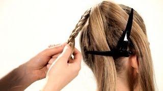 How to Do a Fishtail Braid Ponytail | Braid Tutorials