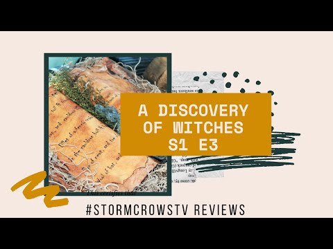 A Discovery of Witches 1x03 Recap - Diana Bishop, Super Villain??! - 2 Lit Chicks Review