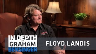 Floyd Landis talks about growing up in the Mennonite Church, being teased at school for his religious differences, how his religion conflicted with cycling and why he eventually chose to leave the Mennonite Church.Want to see more? SUBSCRIBE to watch the latest interviews: http://bit.ly/1R1Fd6w Episode debuted nationwide in 2011.Watch full episodes each week on TV stations across the country. Find the airing time and channel for your city:http://www.grahambensinger.com/index.php/when-where-watchConnect with Graham:FACEBOOK: https://www.facebook.com/GrahamBensingerTWITTER: https://twitter.com/GrahamBensingerINSTAGRAM: https://www.instagram.com/grahambensingerWEBSITE: http://www.grahambensinger.com/