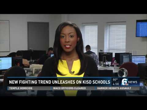 New fighting trend unleashes on KISD schools