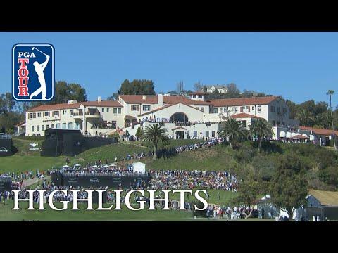 Highlights   Round 2   Genesis Open