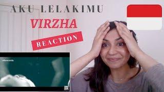 Video VIRZHA – Aku Lelakimu -- Reaction Video! / Indonesian Music Reaction MP3, 3GP, MP4, WEBM, AVI, FLV April 2019