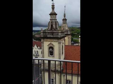 Sinos da Basílica velha de Nossa Senhora Aparecida.