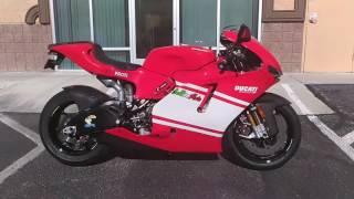 10. Ducati Desmosedici with stock exhaust