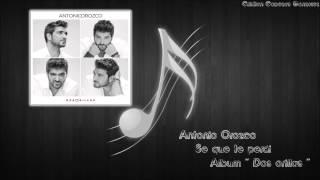 Antonio Orozco - Se Que Te Perdi - Album