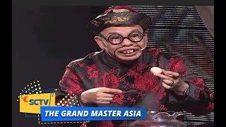 Download Video KOCAK! Jeffrey Tam Melakukan Sulap Invisible Egg dengan Gaya Slowmotion | The Grand Master Asia MP3 3GP MP4