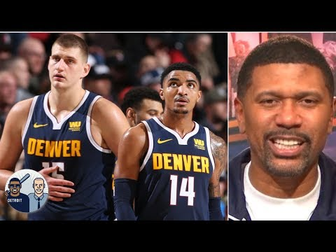 Video: The Nuggets are legit contenders in the West - Jalen Rose | Jalen & Jacoby