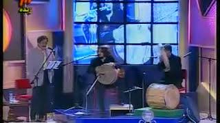 شاهنامه خوانی زنده برای ورزشکاران ایران   Shahram Nazeri, Pezhham Akhavass, Siavash Nazeri.