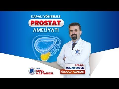 Kapalı Yöntemle Prostat Ameliyatı