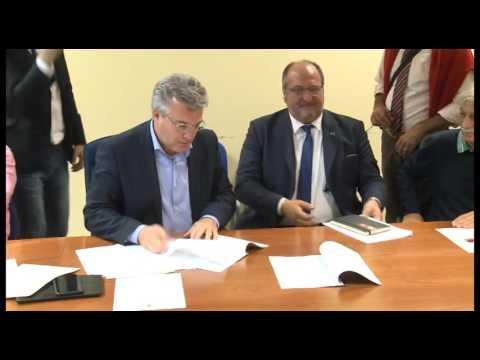Abruzzo, raccolta differenziata in agricoltura VIDEO