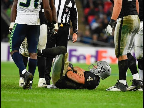 Video: Raiders give up on Derek Carr