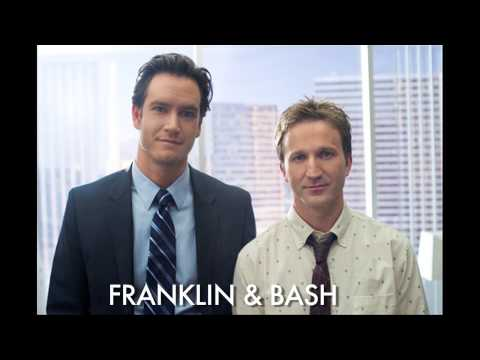"""FRANKLIN & BASH"" season 3 promo!"