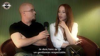 Epica - Interview Simone Simons & Coen Janssen - Paris 2014