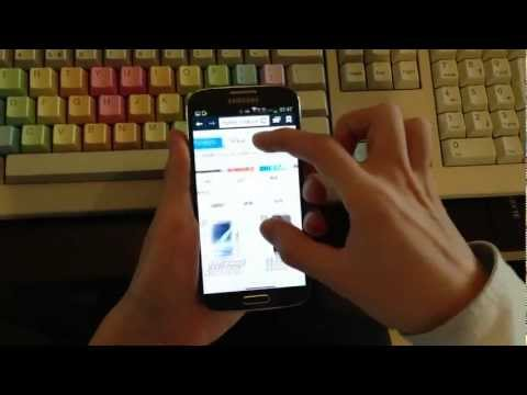 Samsung Galaxy S 4 video review demos pop, detail the Floating Touch and SmartPause features